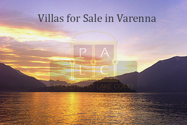 Top Luxury Villas for Sale in Varenna, Lake Como