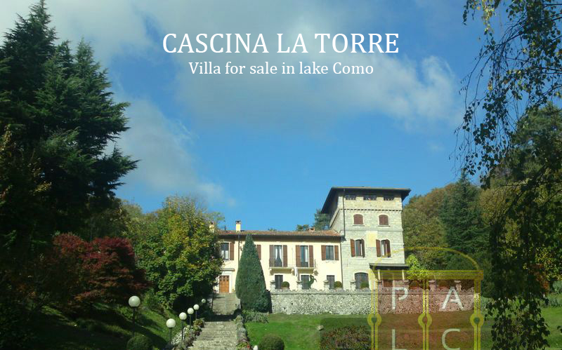 Cascina La Torre – The Como Villa of Your Dreams is on Sale!