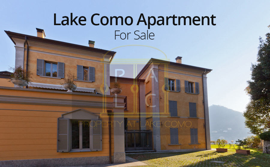 Modern waterfront apartments for sale in lake como real for Villas apartments