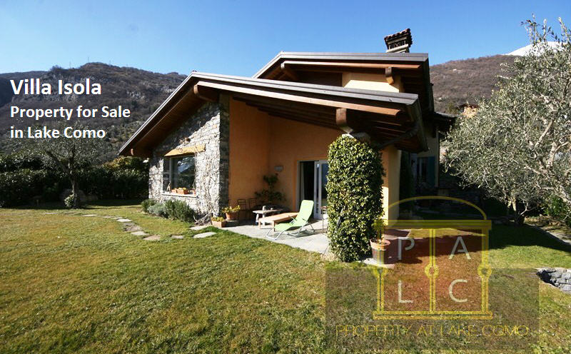Villa Isola – Luxury Italian Property for Sale in Lake Como