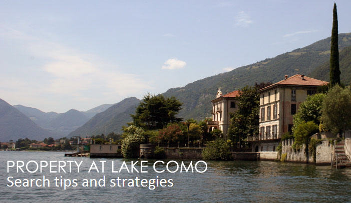 How to Find Lake Como Villas & Properties on Sale?