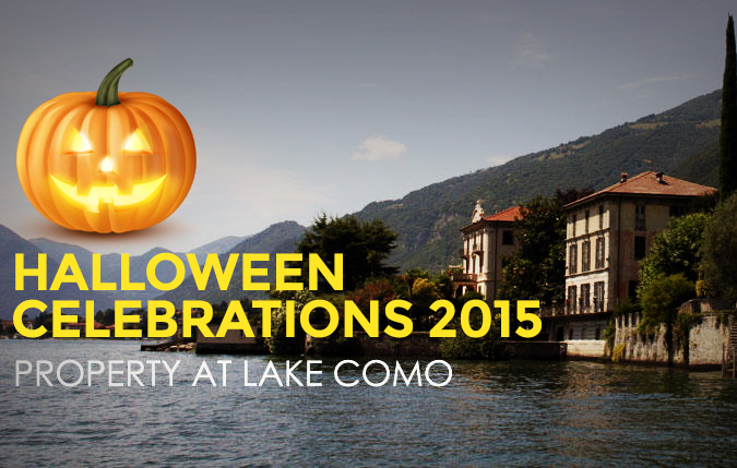 Ideas for Halloween 2015 Celebrations in Lake Como and Other Italian Regions