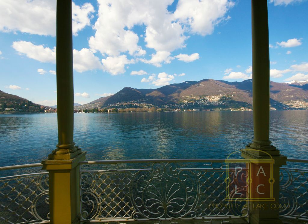 Property for Sale at Lake Como