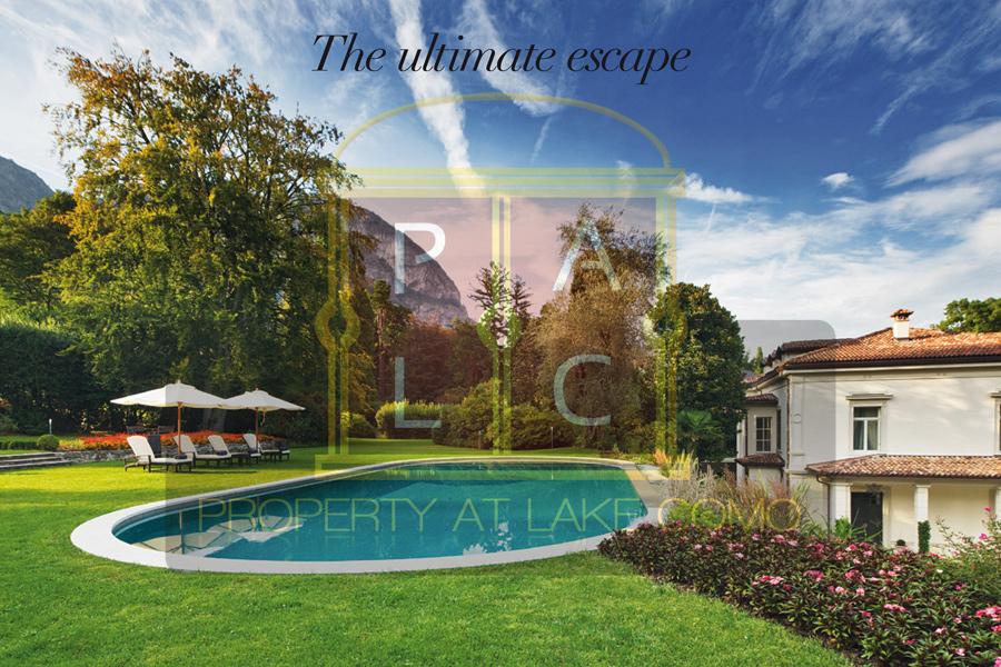 tremezzo lake como villa