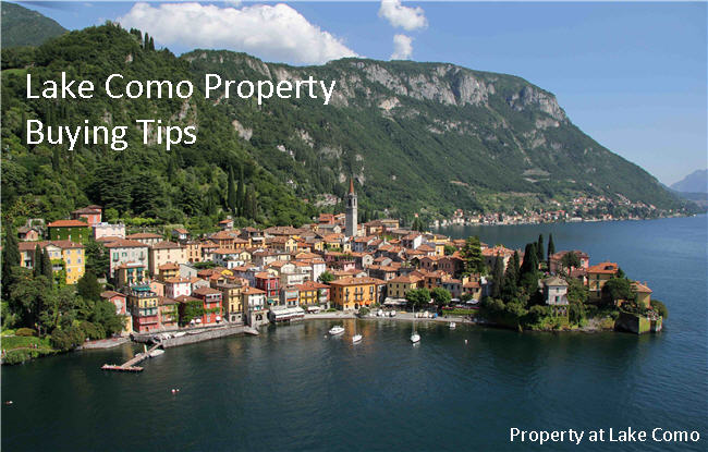 10 Tips for Lake Como Home Buyer – Shared by Marco Badalla