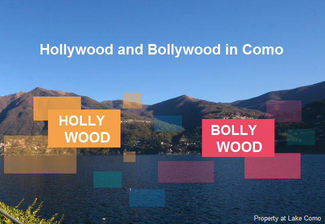 From Hollywood to Bollywood, Lake Como is The Hot Choice To Holiday