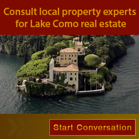 Consult Local Property Experts for Lake Como Real Estate