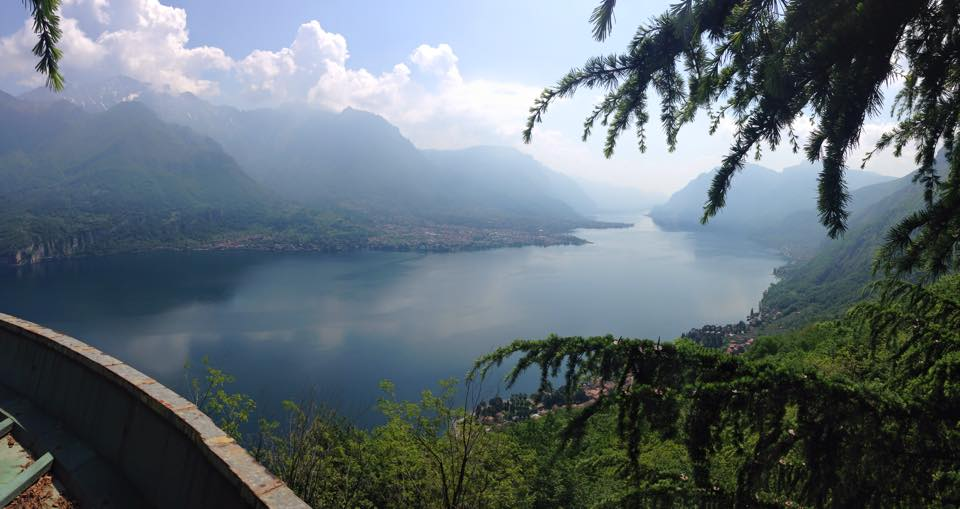 Awesome Weather at Lake Como