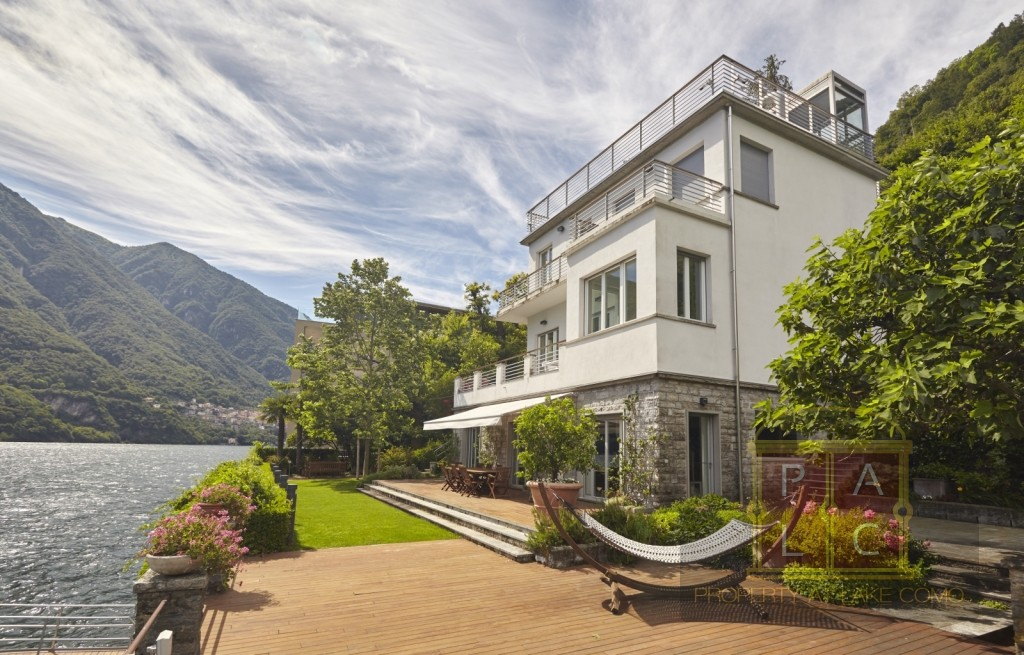List of top villas for sale at Lake Como