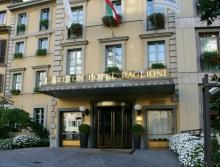 Carlton Hotel Baglioni Milan Italy