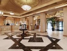 Westin Palace Milan Italy