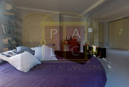 Villa Luce Lake Como Master Bedroom