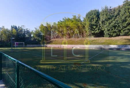 Villa Luce Lake Como Tennis