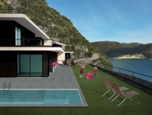 Luxury Apartments in Moltrasio Edenrock for Sale