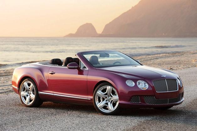 Luxury Car Rental Lake Como
