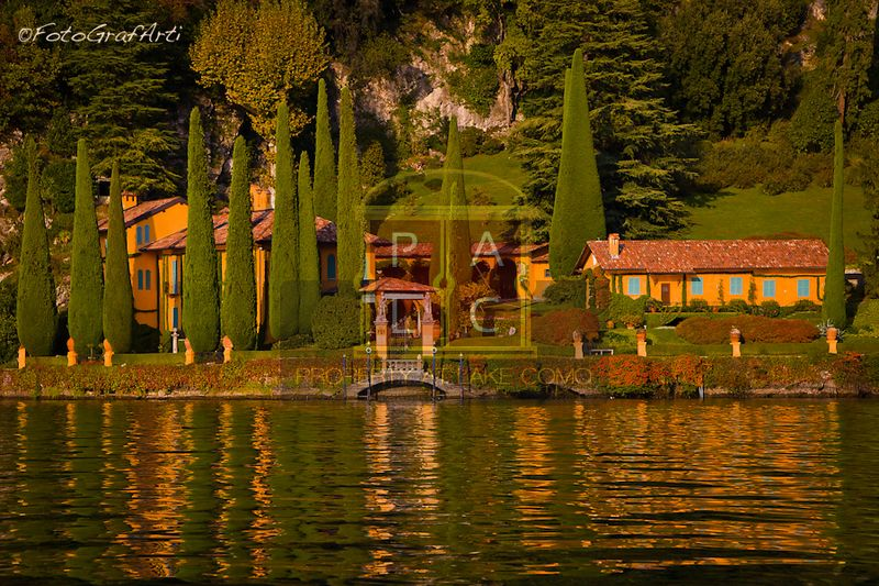 Villa La Cassinella Waterfront Villa On Lake Como For