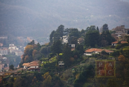 Villa Corinna view from cernobbio 1