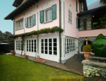 Lake Como special farmstead completely renovated in Lenno
