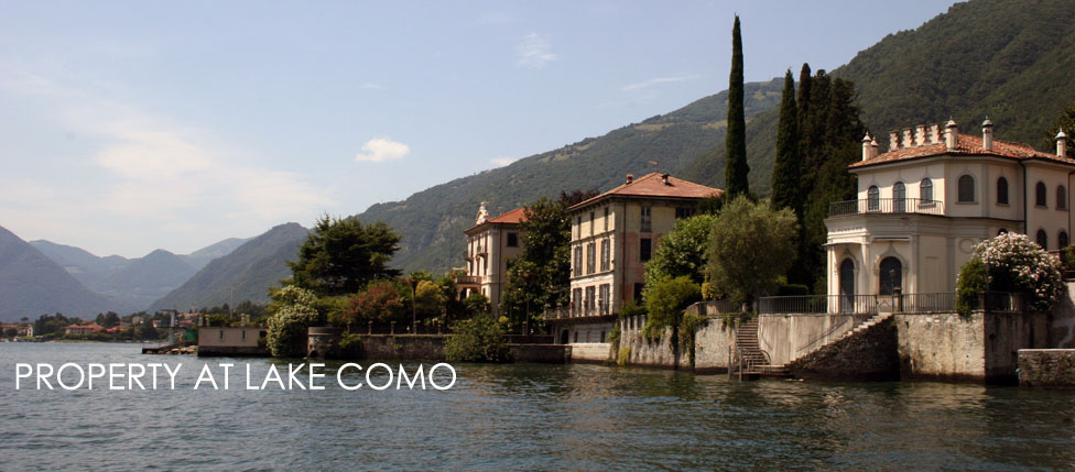 Property at Lake Como